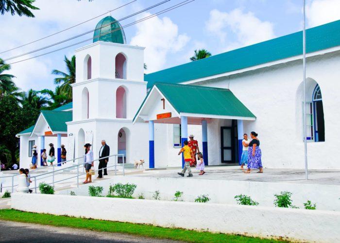 Church, Atiu ©CookIslands.travel