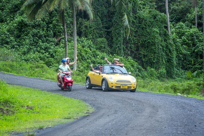 Cook Island Roadtrip ©Cook Islands Tourism, David Kirkland