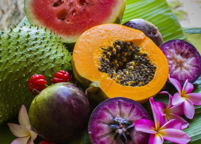Tropische Früchte ©Cook Islands Tourism, Dylan Harrison