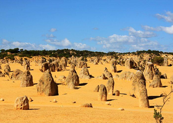 Pinnacles, Nambung Nationalpark, Australien