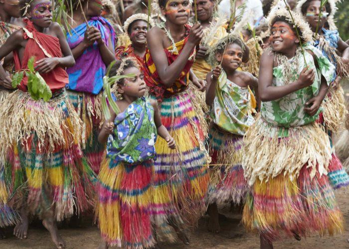 Tanna, Cultural Village, Vanuatu © VTO