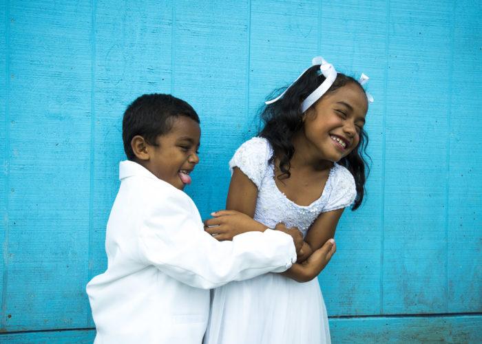 Tongan Kids © Davids Kirkland-SPTO
