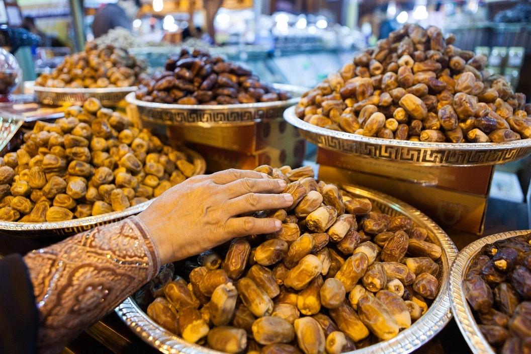 Markt, Dubai