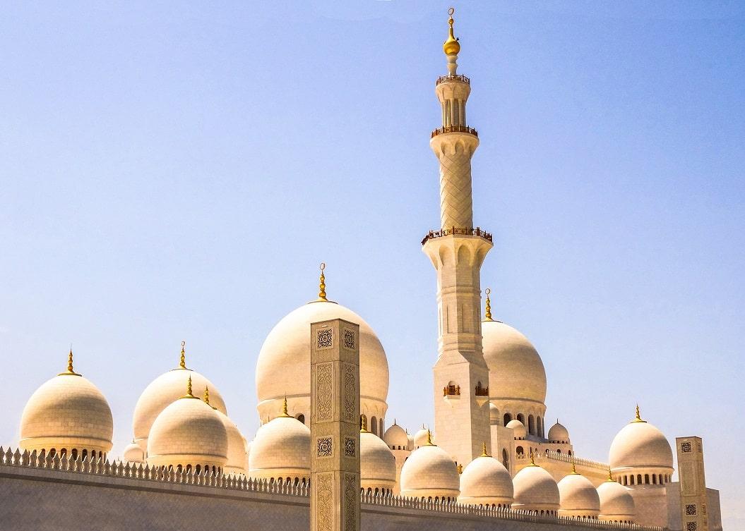 Moschee, Dubai
