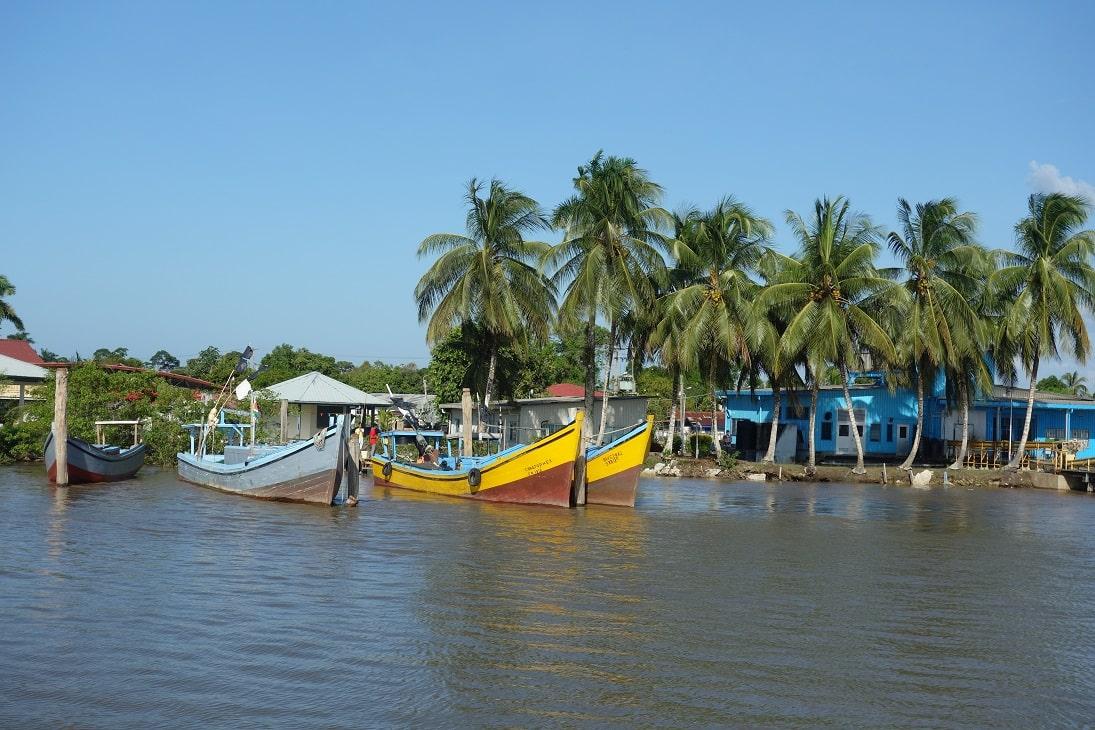 Suriname River, Suriname