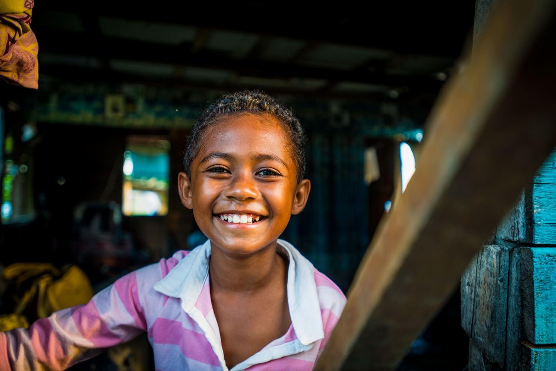Fijian Boy © David Kirkland