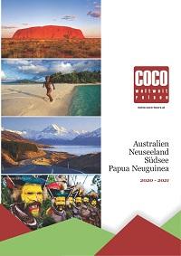 Südpazifik-Katalog 2020/22