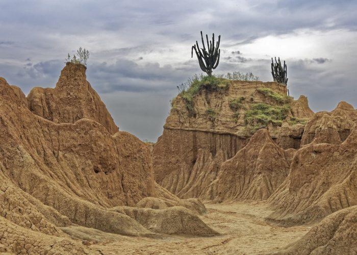 Desierto del Tatacoa, Kolumbien
