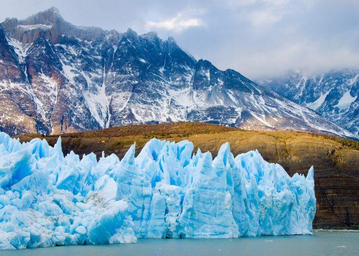 Grey Gletscher, Torres del Paine, Chile