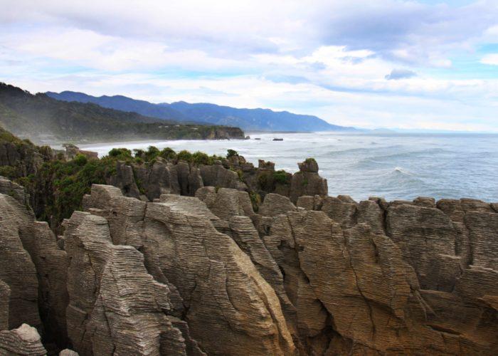 Pancake Rocks, Punakaiki, Neuseeland