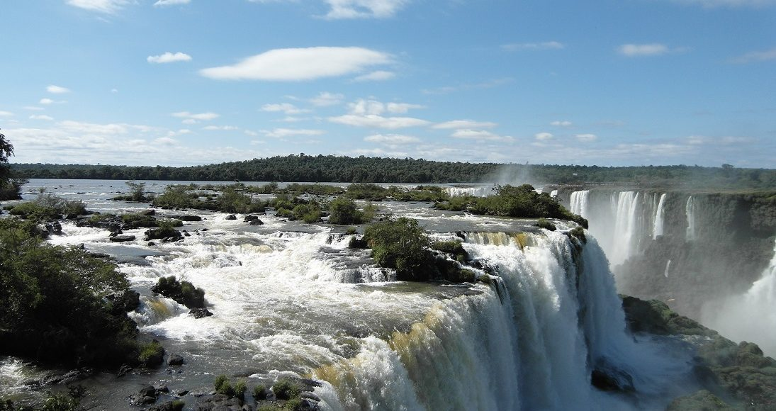 Iguazú Wasserfälle, Argentinien