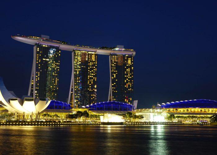 Singapore, Marina Bay
