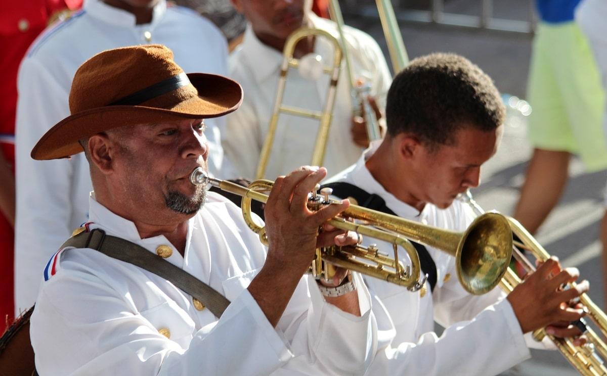 Musiker, Dominikanische Republik