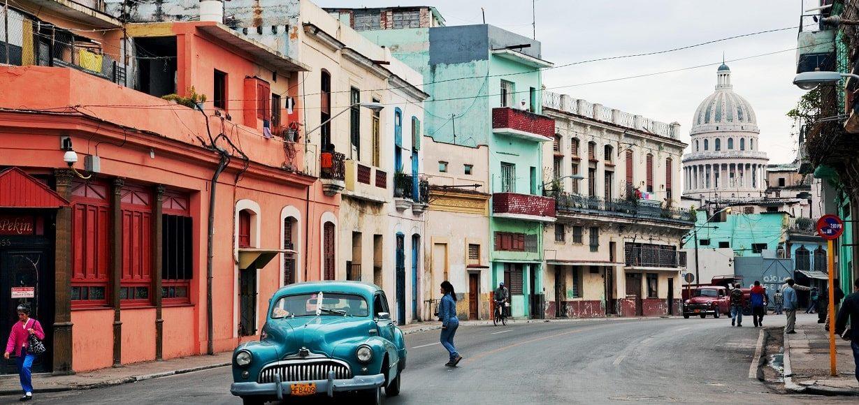 Oldtimer, Havanna, Kuba