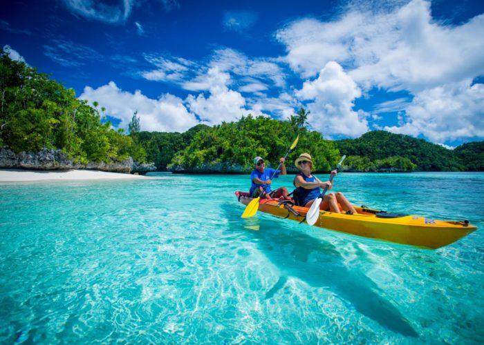 Palau, Kayaking © David Kirkland_SPTO