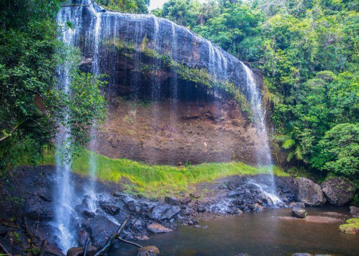 Palau, Wasserfall © David Kirkland_SPTO