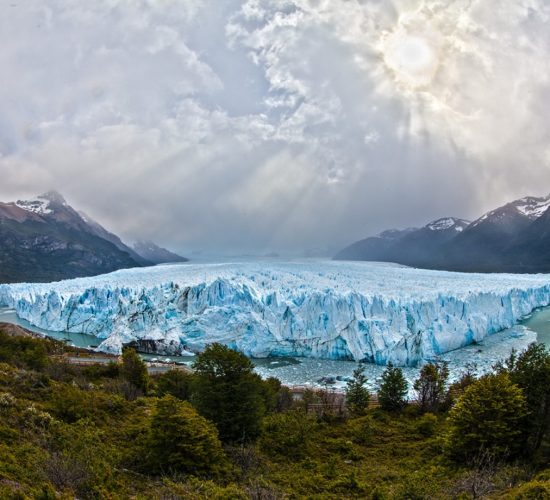 Perito Moreno Gletscher, Santa Cruz, Argentinien