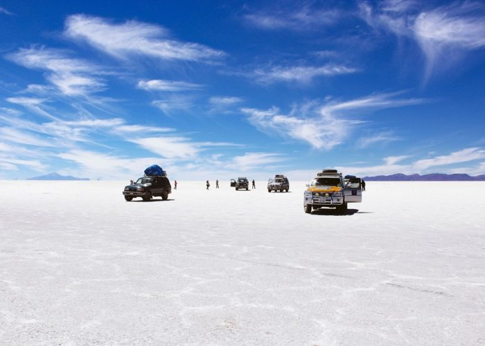 Salar de Uyuni, Bolivien © Loïc Mermilliod on Unsplash