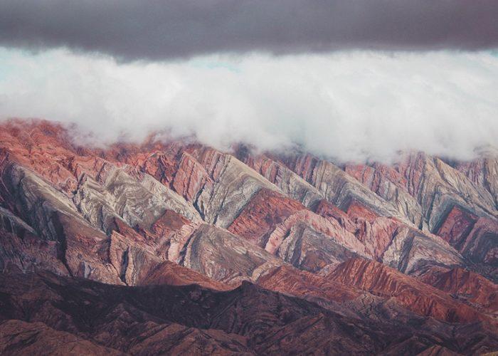 Serranía del Hornocal, Argentinien © Jonas Wurster on Unsplash