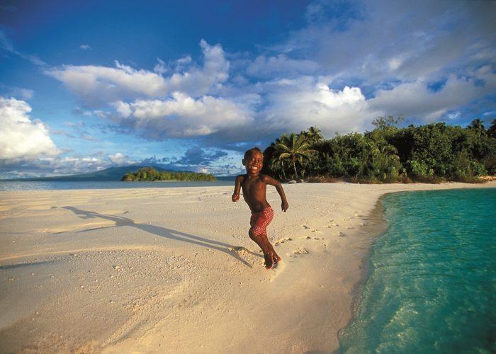 Solomon Islands Boy © Kirklandphotos.com