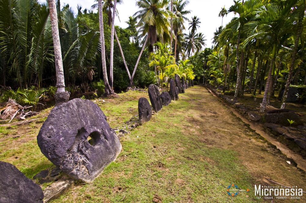 Stone Money, Yap © FSMVB