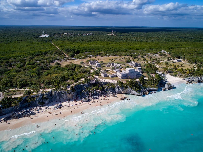 Tulum, Quintana Roo, Mexiko © Benjamin Bindewald on Unsplash