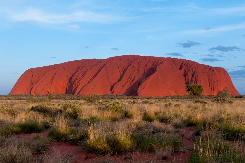 Uluru, Ayers Rock, Uluru-Kata Tjuta Nationalpark
