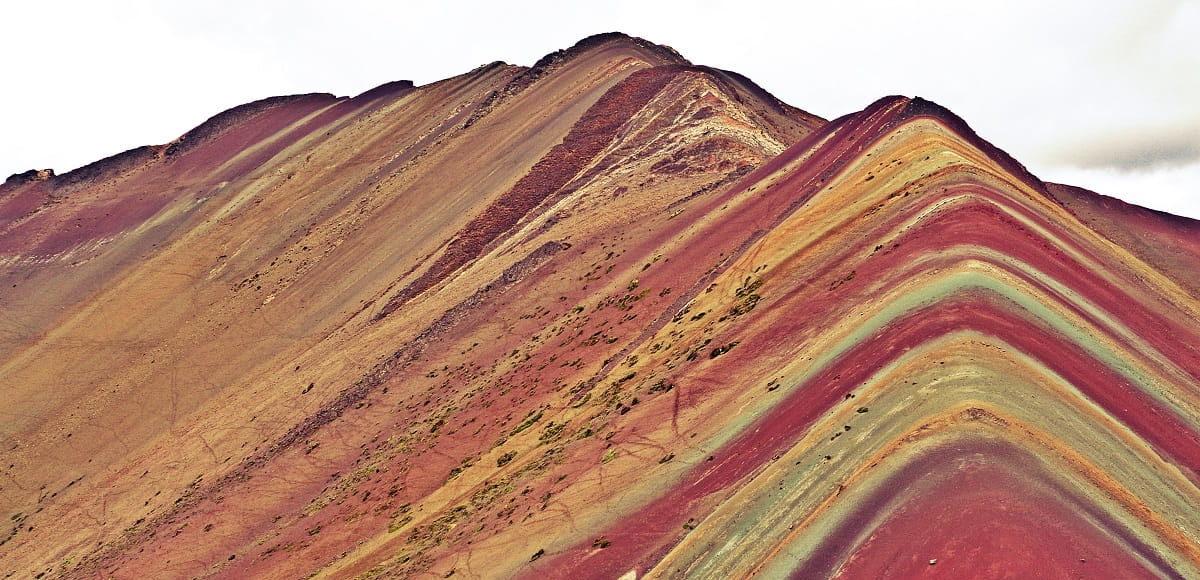 Vinicunca Rainbow Mountain, Peru