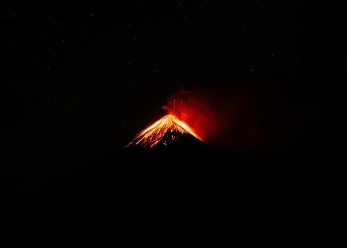 Volcán de Fuego, Guatemala © Ben Turnbull on Unsplash
