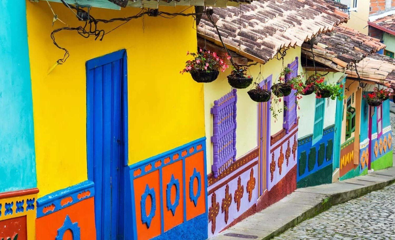 Guatapé, Kolumbien