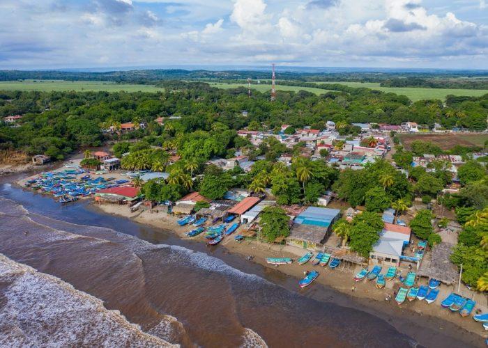 Costa de Masachapa, Nicaragua © Roberto Zuniga on Unsplash