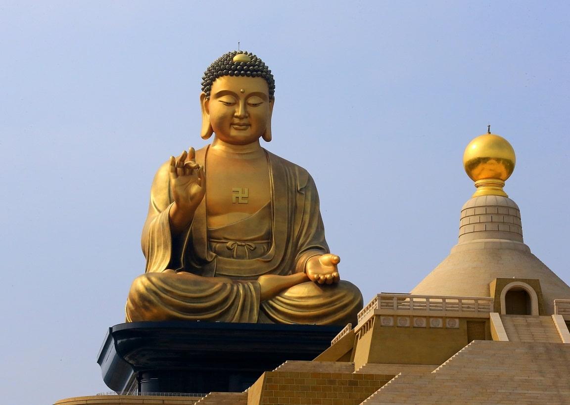 Fo-Guang-Shan-Buddha-Museum, Taipeh