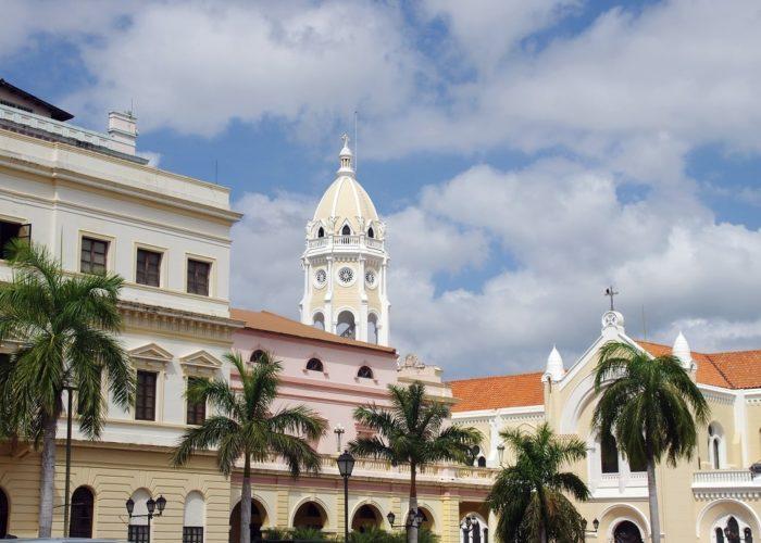 Iglesia San Francisco de Asís, Panamá City, Panama