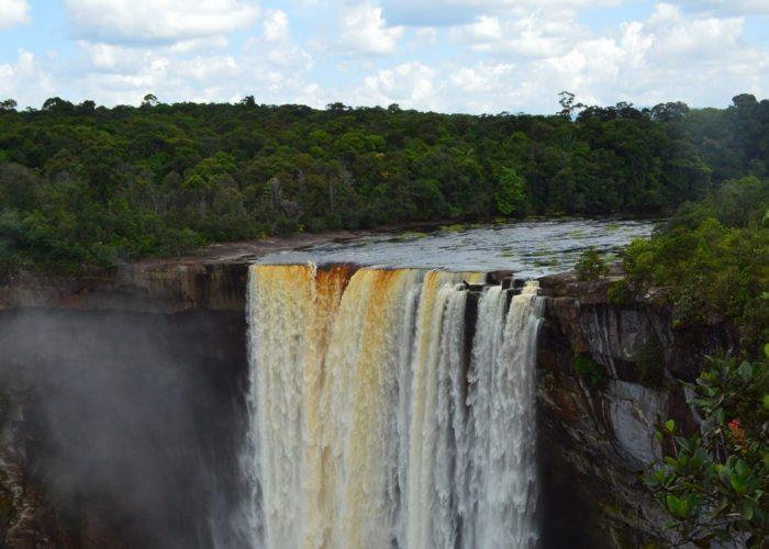 Kaieteur Wasserfall, Guyana © Guyana Tourism Authority