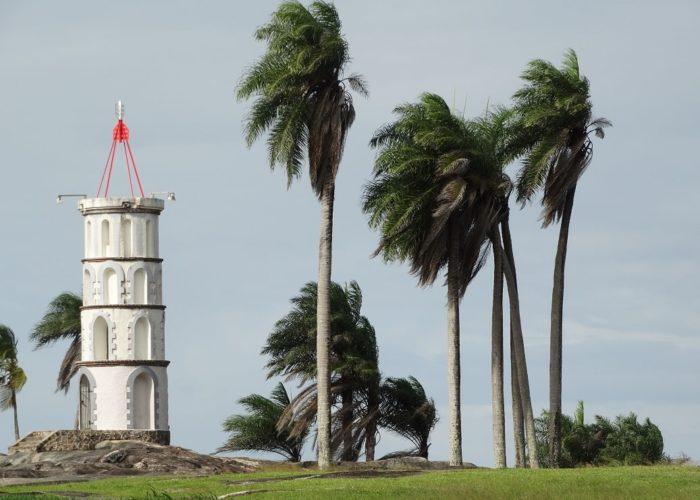 Leuchtturm, Kourou, Französisch Guyana