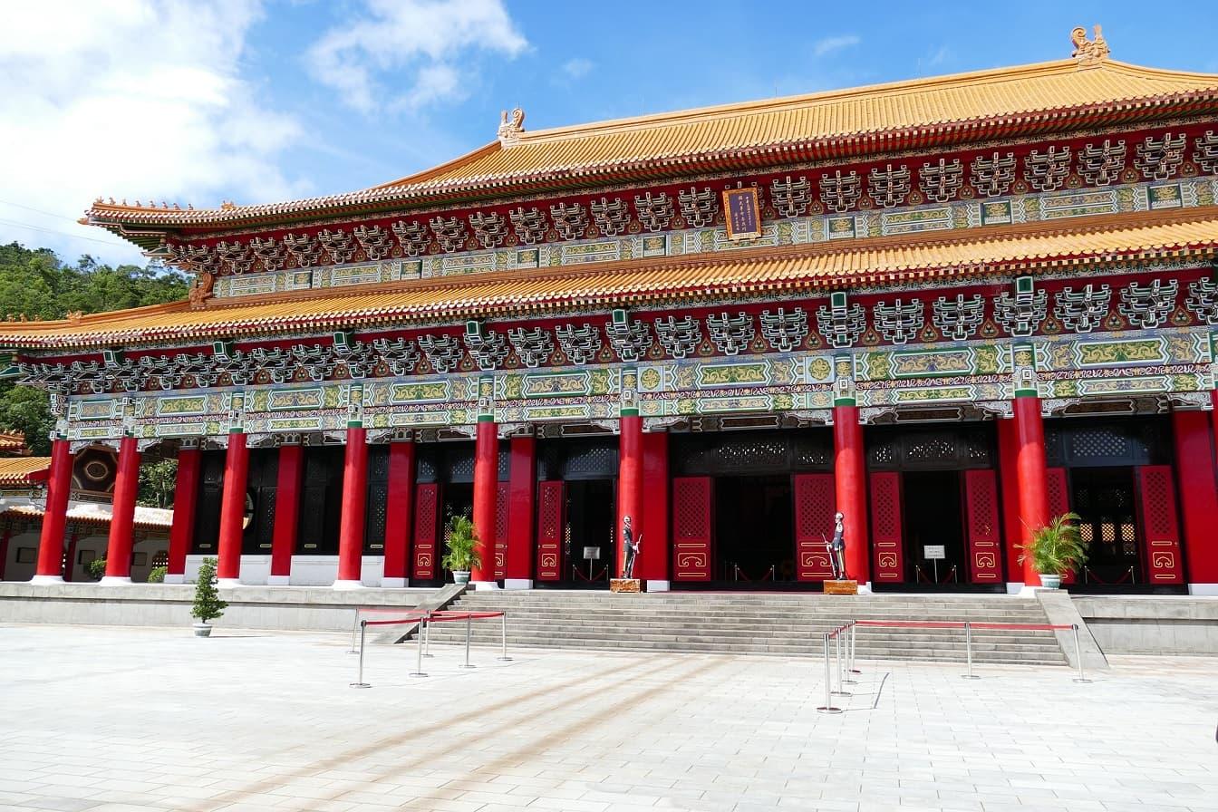 National Revolutionary Martyrs' Shrine, Taipeh