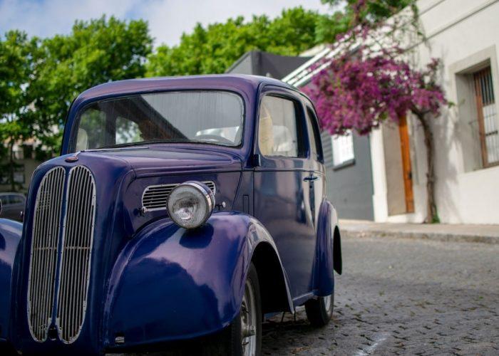 Oldtimer, Colonia del Sacramento, Uruguay
