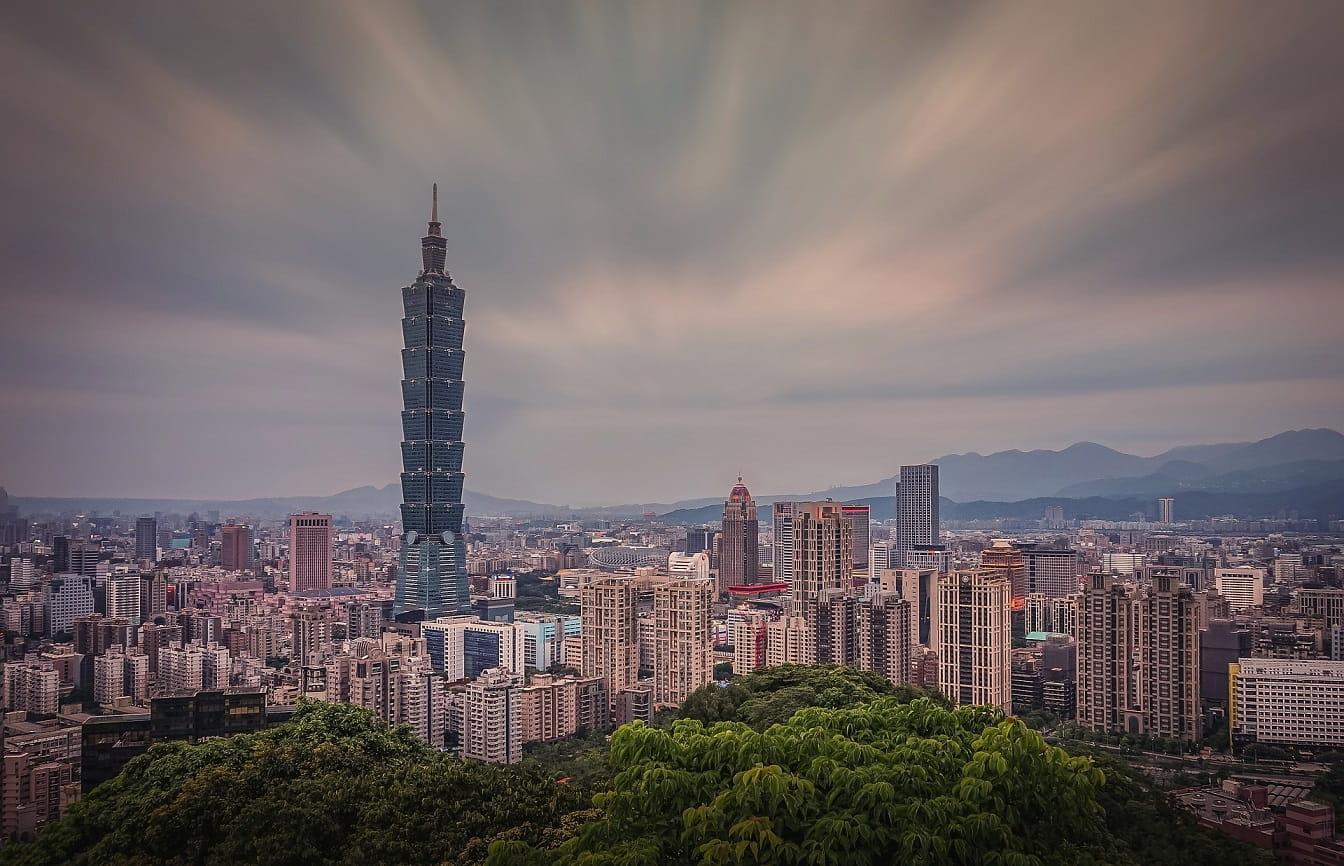 Taipei 101, Taipeh