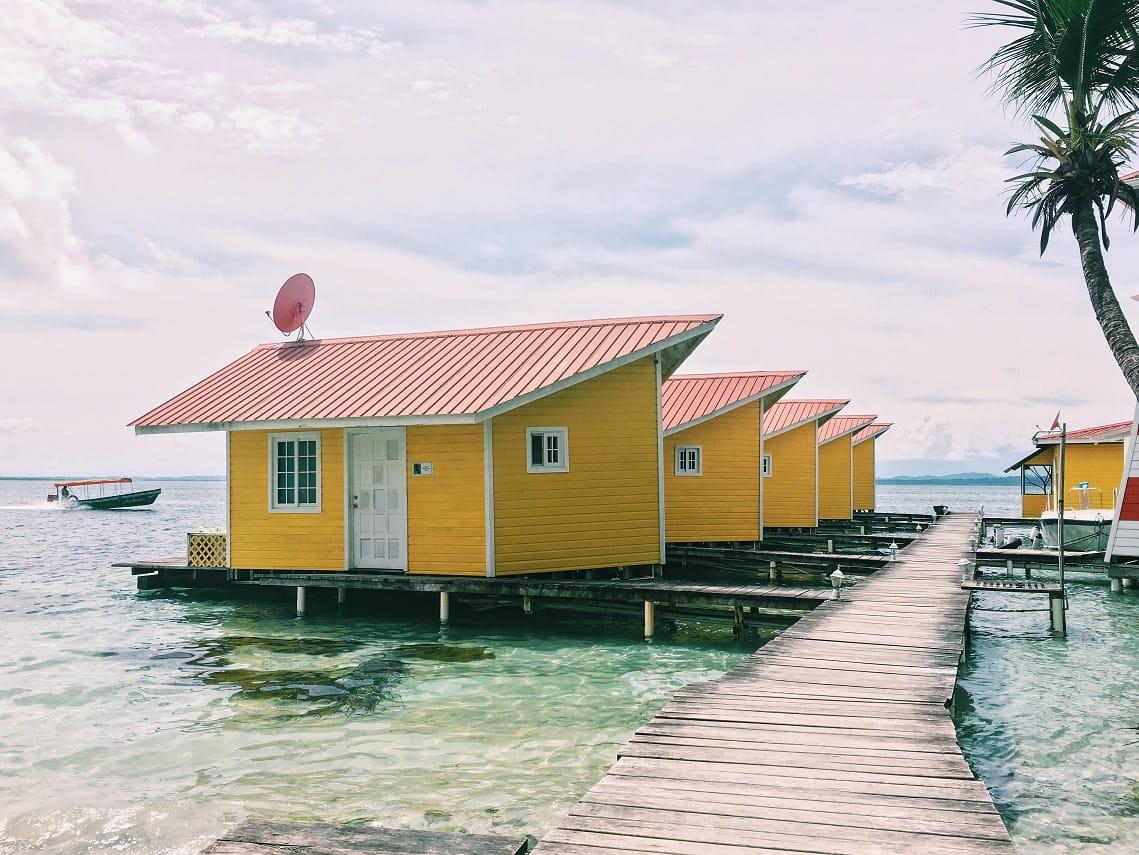 Bocas del Toro, Panama © Tim Cook on Unsplash