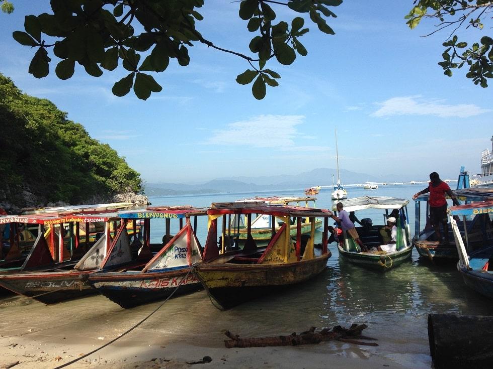 Cap Haitien, Labadee, Haiti