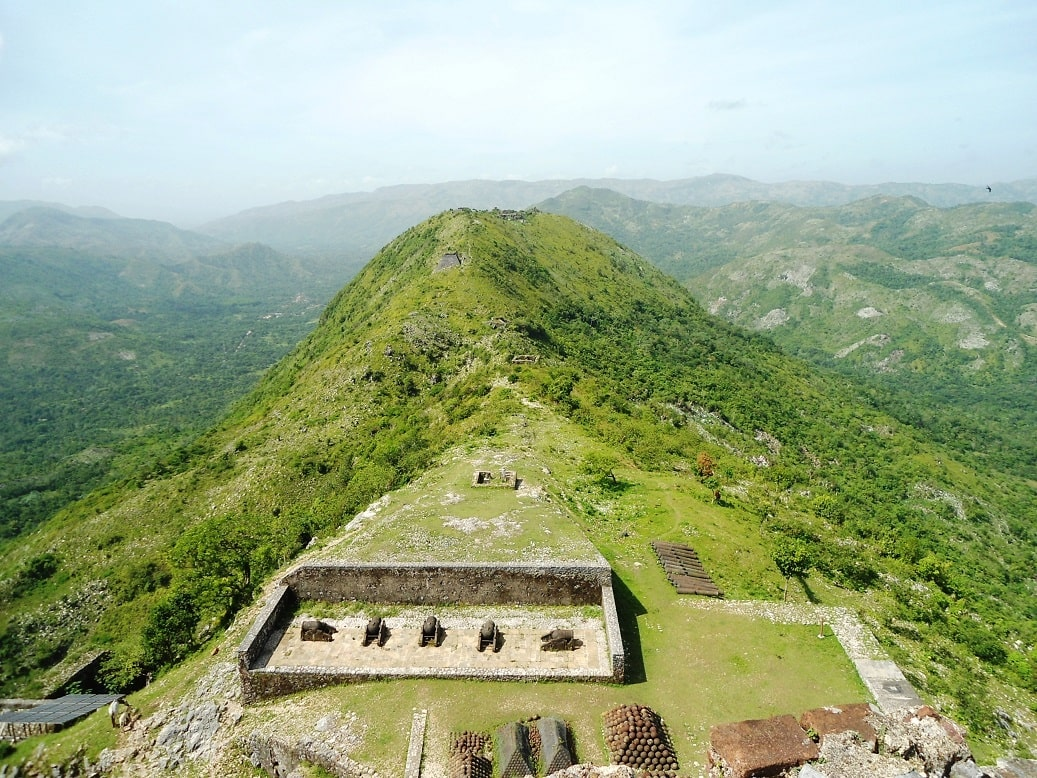 Citadelle Laferrière, Haiti