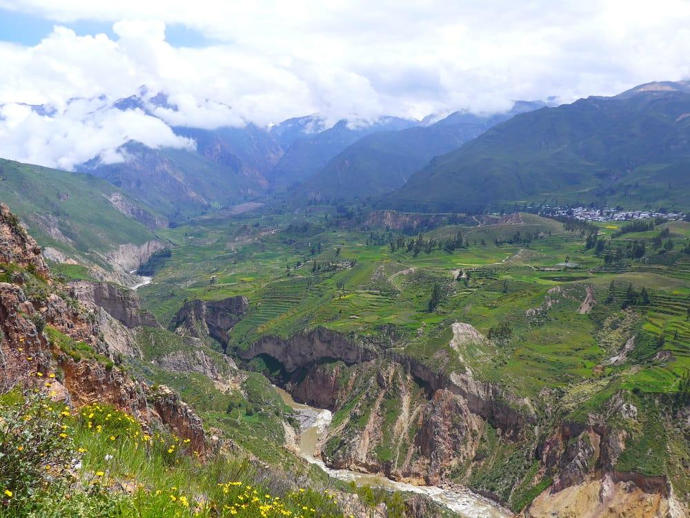 Colca Tal, Peru