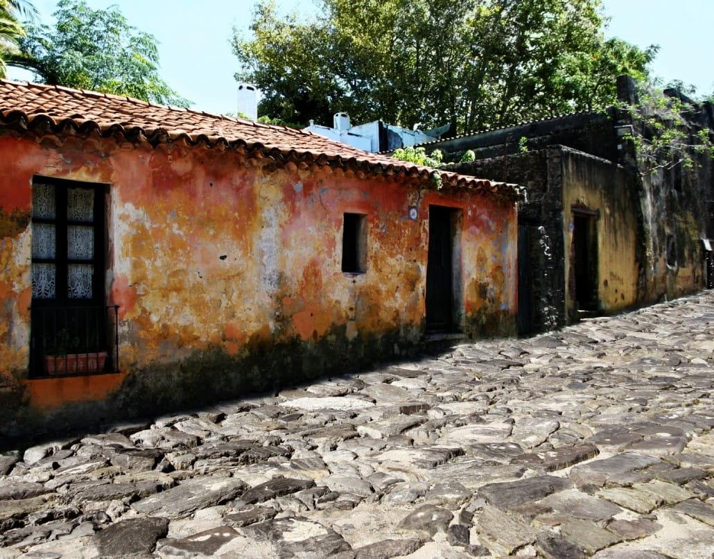 Colonia, Uruguay © Lares
