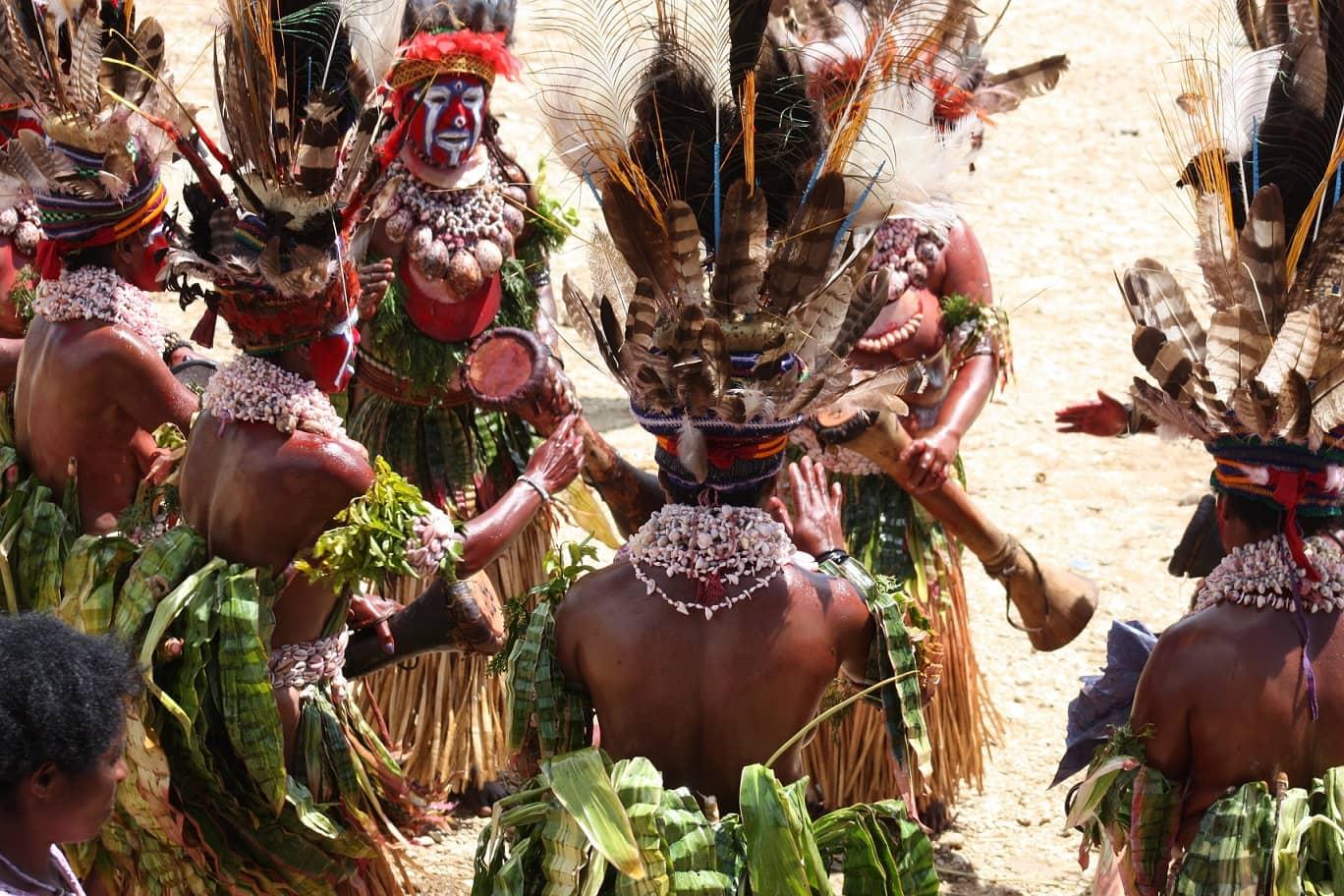 Goroka Show, Papua Neuguinea