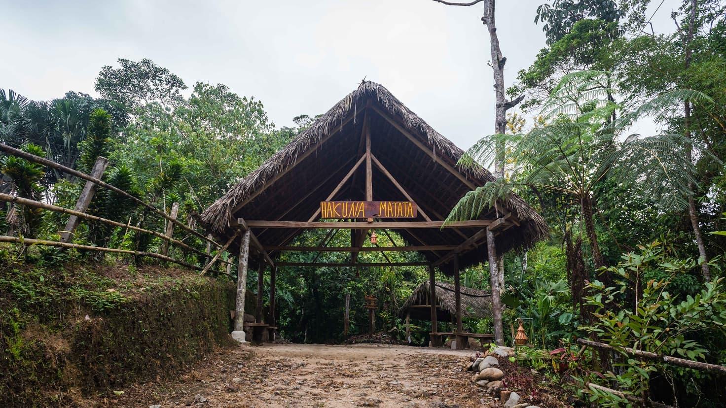 Hakuna Matata Rainforest Lodge, Ecuador