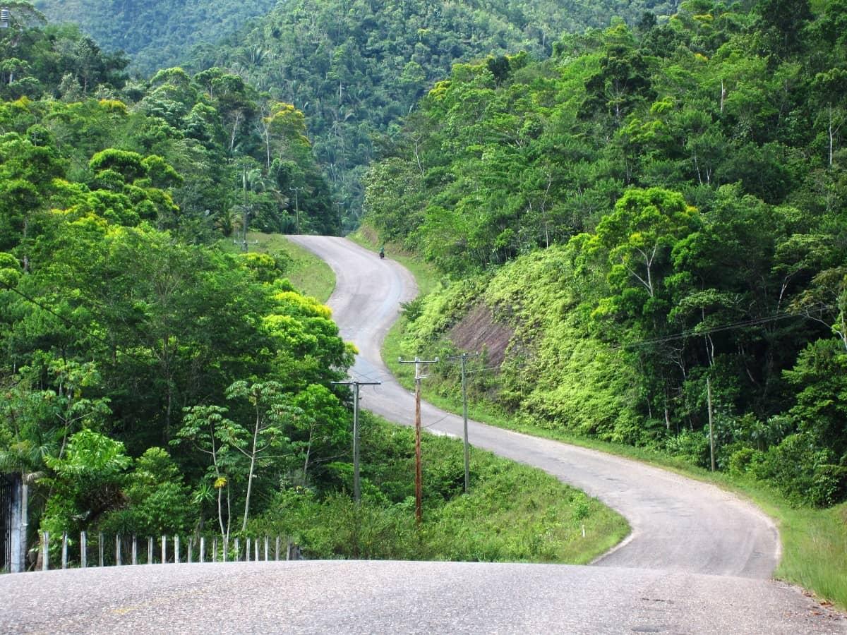 Hummingbird Highway, Belize