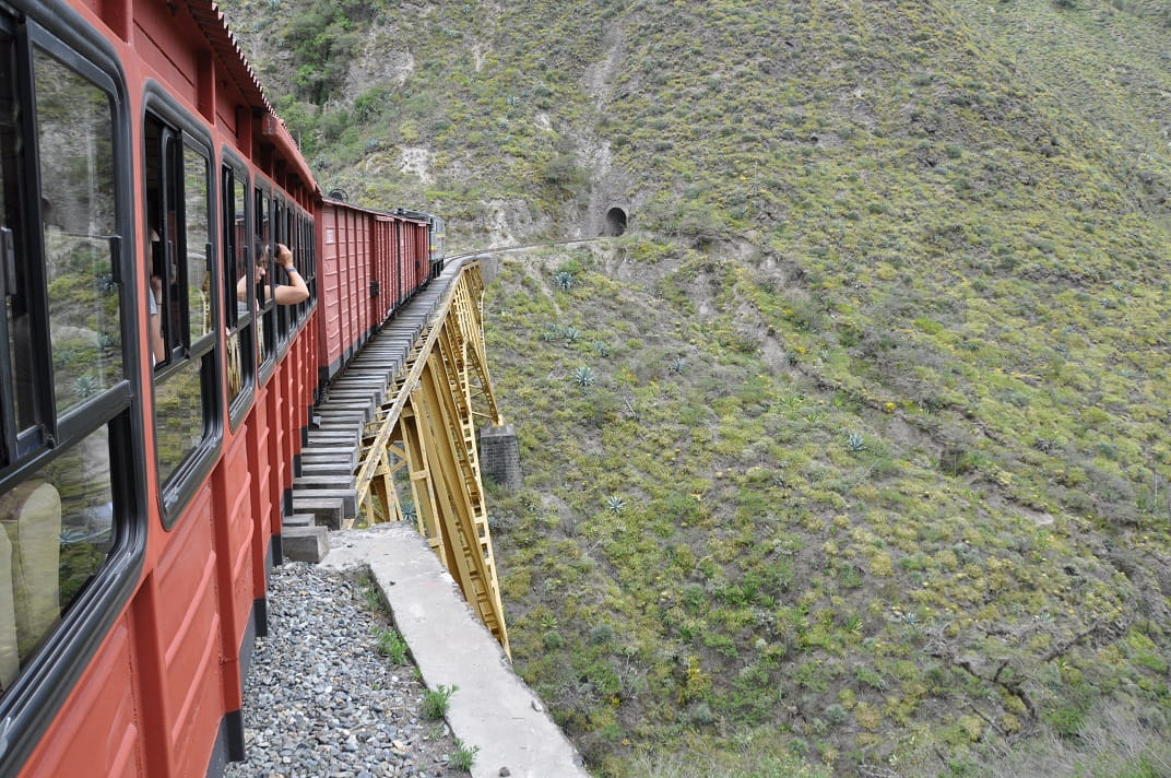 Ibarra, The Liberty Train, Ecuador