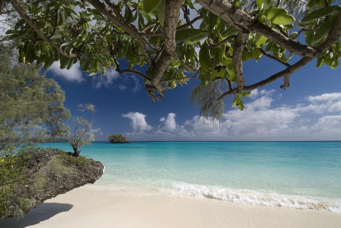 Lifou, Neukaledonien © P. Dancel-NCTPS