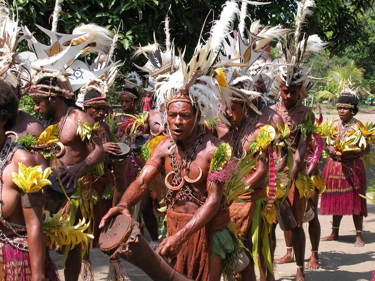 Madang, Sing Sing, Papua Neuguinea © PNG Explorers International
