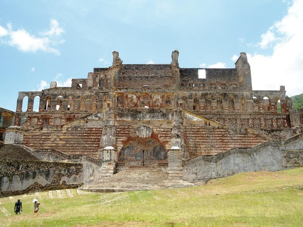 Palace Sans Souci, Haiti